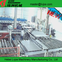 gypsum board plant 6,000,000 m2 per year capacity and 15 year experience