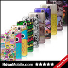 Decorative Plastic Back Cover Case For Galaxy Note3 Mobile Phone Protect Shell