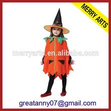 Orange girl halloween special clothes wholesale