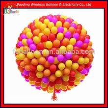 Helium balloon material 100% natural latex EN71-1,2,3 testing report