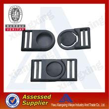 2014 promotional item multifuction 25mm plastic center quick release lugage bag belt buckle