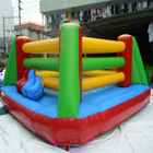 cheap pvc wrestling arena inflatable boxing rings for sale