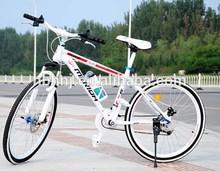 single speed mountain bike bicycle