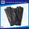 Cool motocross leather glove for man winter warm protect hands