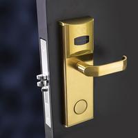 2014 digital hotel door lock ic card lock software management