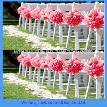 Romantic wedding party best choose---Beautiful paper flower,paper pom poms/paper balls