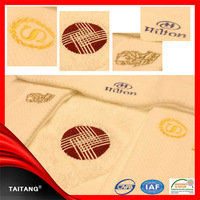 High quality wholesale super soft 100% cotton recycled cotton towels