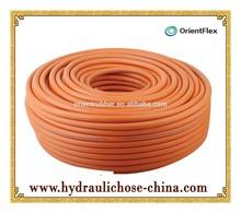 FREE SAMPLE flexible rubber LPG gas tube/ hose/ pipe manufacturer
