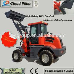 wheel saw attachment loader l12f