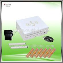 Hottest blister kit 808D e-cigarette Wholesale mini starter kit e-cig good quality accept paypal