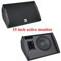 Active monitor, falante rcf+speaker studio monitor ativo