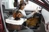 pet car seat booster