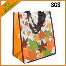 hot selling fashion customized pp non woven matt laminated TNT bag