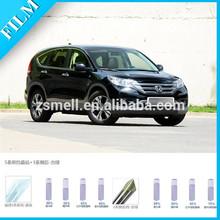 automobile exterior accessories car window tinting film 70% luminousness