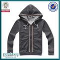 Kendi fabrika özel artı boyutu giyim hoodie, yeni erkek polar ceket, çin tedarikçisi ucuz düz hoody