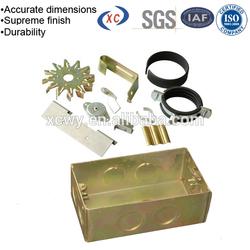 Custom aluminum tool box for truck
