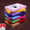 Colourful Plastic Picture Frame 4x6 5x7 6x8 8x10 decorative concrete wall block