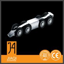 Standard mini poulie acier porte coulissante rouleaux de roue
