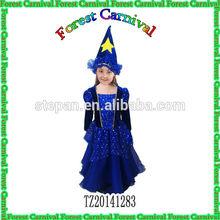 TZ-8099 Girls Halloween Princess Costume