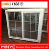 upvc windows & doors/upvc window and door/windows pvc insulating