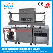 CVD vacuum furnace lab graphene CVD tube furnace/CVD graphene growth/Graphene lab