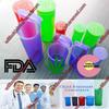 Cannabis Snap cap Squeezetops plastic pop top vials with hinged lid