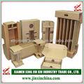 Personalizar la caja de papel de diseño& caja de fósforos pd-007 de impresión