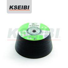 Silicone carbide/Aluminium oxide Grinding Cup Wheel - KSEIBI
