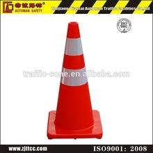 "28"" Orange safety PVC Traffic Cone"