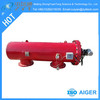 SELF CLEANING FILTER FOR WATER TREATMENT