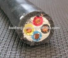 copper 4 core 4mm pvc power cable