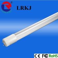 Hot CE RoHS 3years warranty T8 Clear Cover Glass Led Tube Light