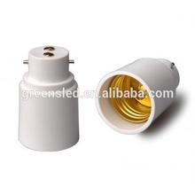 New design b22 to e27 bulb holder the best types of saving lamps b22 lamp socket