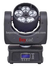 BEYOND M02- Osram 5*4in1 15w Mini Beam Zoom +Nightclub Decoration