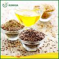 100% puro aceite de linaza aceite de linaza para cuidado saludable