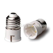 New design bulb led base e27 to b22 adapter b22 bulb holder
