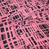 cheap decorative pattern sheer curtain fabric