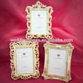 """Vintage avorio barocco 4""""x 6"""" immagine/frame numero tabella"""
