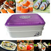 Disposable japanese food box containers