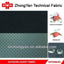 Nylon taslan waterproofing material fabric