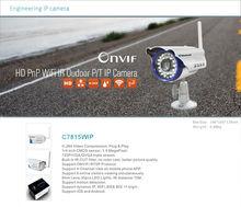 VStarcam new C7815WIP 720P Support ONVIF, triple stream with 20m night vision wifi waterproof 720P H.264 PnP IP Camera