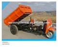 la mina del tractor tractor de granja de vehículo de tres ruedas