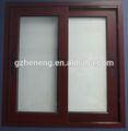 China doble acristalamiento en ventanas correderas de aluminio/ventanas de aluminio/aliminium ventanas correderas