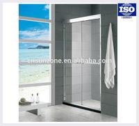 High quality shower door parts shower enclosure