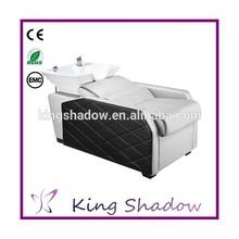 2014 Comfortable durable Shampoo bed Hair Salon furniture beauty salon equipment Factory shampoo chair