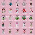 hacha de aleación de uñas de arte de navidad regalos de navidad de la moda de uñas accesorios al por mayor