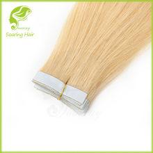 Popular tape hair extension Brazilian remy tape hair extenion