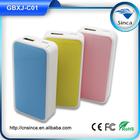 portable charger/mobile power bank/portable power bank battery