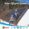 High efficiency 3kw solar power system with inverter, controller, panels and batteries