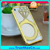 New arrival !! Supper bumper for iPhone 5 bumper with diamond